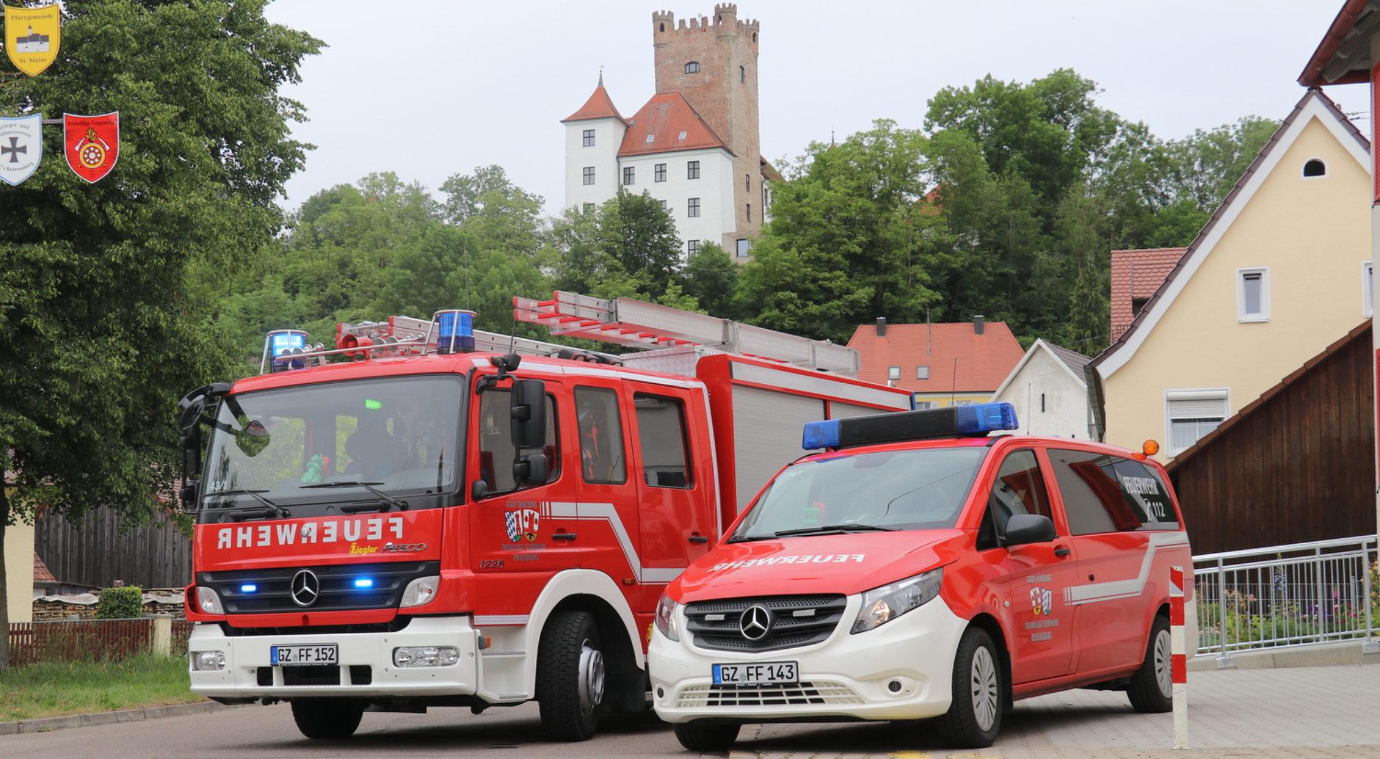 Freiwillige Feuerwehr Reisensburg